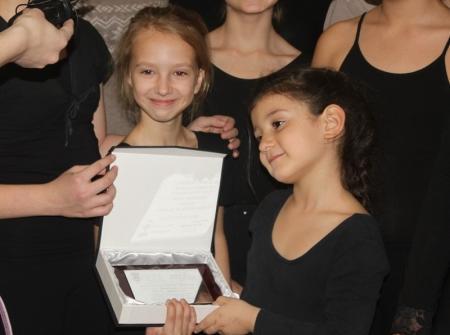 Ансамбль танца «Экзотика» из Актау стал лауреатом международного конкурса-фестиваля в Испании