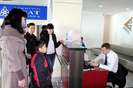 Сегодня Нурсултана Тулепбергенова отправили на лечение в клинику Алматы