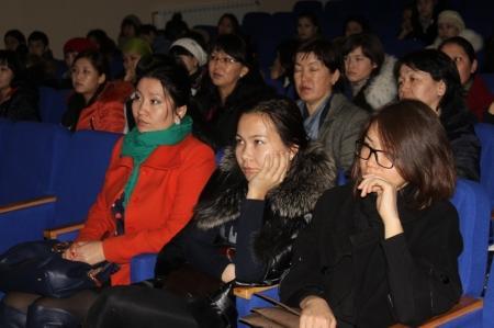 В Актау прошел мастер-класс для хореографов региона
