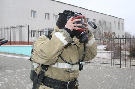 В Актау в здании драматического театра прошли пожарно-тактические учения (ФОТО, ВИДЕО)