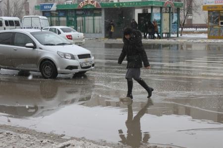 "Аскар Даулетов: ""В Актау не хватает снегоуборочной техники»"