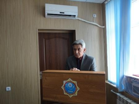 Актауские спасатели обсудили методы борьбы с религиозным экстремизмом