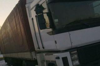 В Акшукуре совершено разбойное нападение на дальнобойщиков