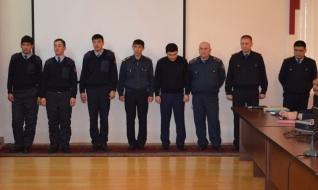 В Жамбылской области идет облава на пьяных дорожных полицейских