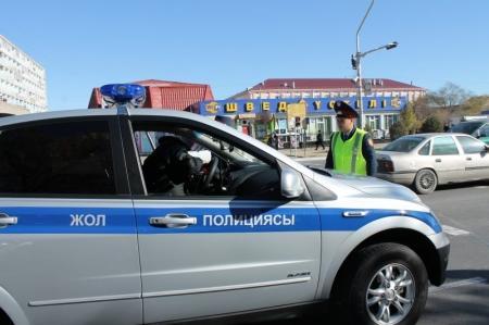 Актауские таксисты будут помогать полицейским ловить правонарушителей и преступников