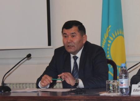 Досжан Амиров: В Мангистау за пять лет были уволены 10 судей, четверо из которых - за несоответствие занимаемой должности