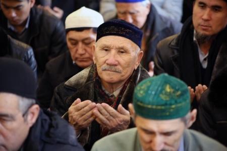 Мусульмане Актау отмечают праздник Мавлид