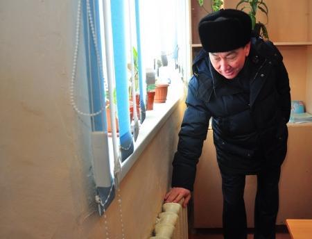 Аким области Алик Айдарбаев с рабочей поездкой побывал в Мангистауском районе