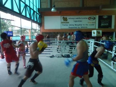 Актауские кикбоксеры совершенствовали свое мастерство в Таиланде