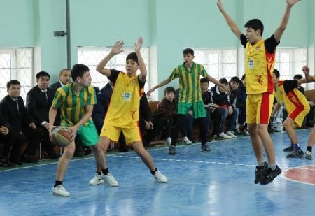 В Актау стартовала городская спартакиада школьников