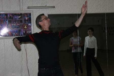 В Актау прошли тренировочные сборы по спортивно-бальным танцам