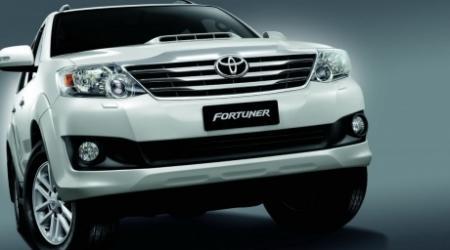 Toyota будет собирать внедорожник Fortuner в Костанае