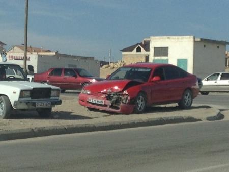 Очередная авария
