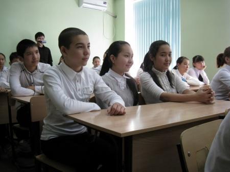В Актау спасатели провели урок в режиме онлайн