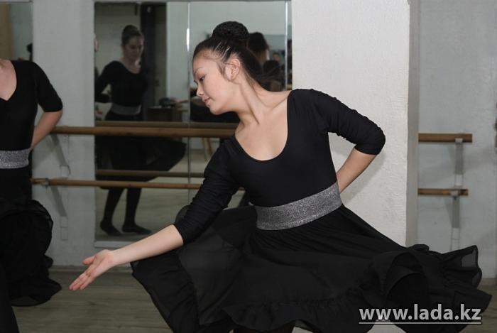 История в фотографиях. 15 лет танца
