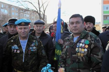 В Актау отметили 24-ую годовщину вывода советских войск из Афганистана