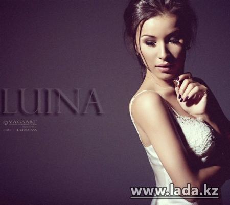Певица Луина подала заявку на участие в международном конкурсе «Евровидение-2013»
