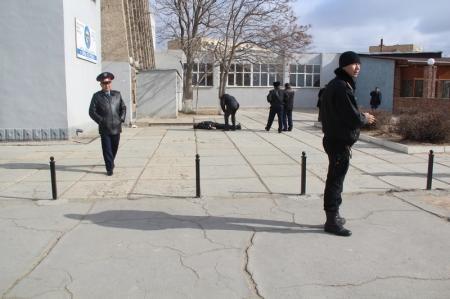 В Актау прошли предварительные слушания по делу об убийстве Александра Панкратьева