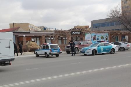 В убийстве мужчины у «Паруса» подозревается 19-летний парень