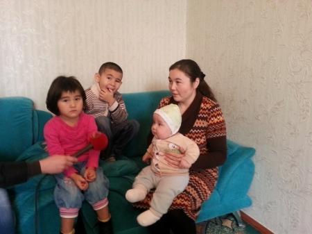 Амнистированные в Туркменистане полицейские едут домой на Мангистау