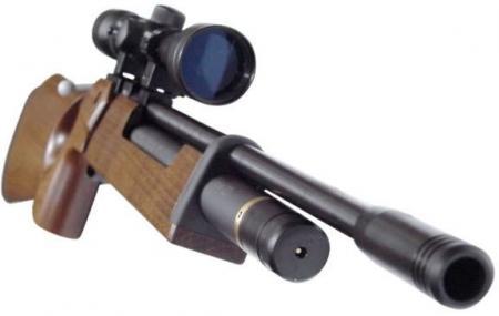 В аэропорту Актау таможенники изъяли винтовку с оптическим прицелом