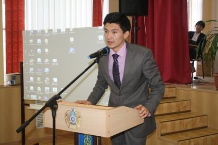 В Актау школьникам рассказывают о вреде курения