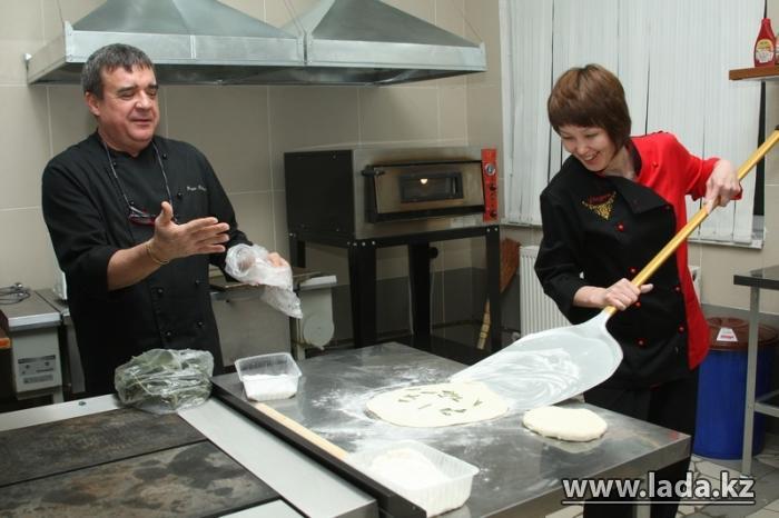 История в фотографиях. Уроки итальянской кухни