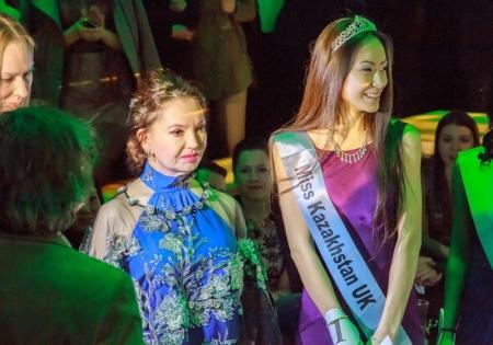 Сымбат Кулжагарова из Актау стала «Мисс Казахстан в Великобритании»