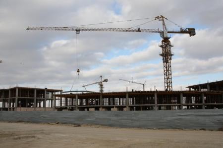 Аким области: В 2013 году начнется снос аварийного жилья и строительство пяти 40-квартирных жилых домов