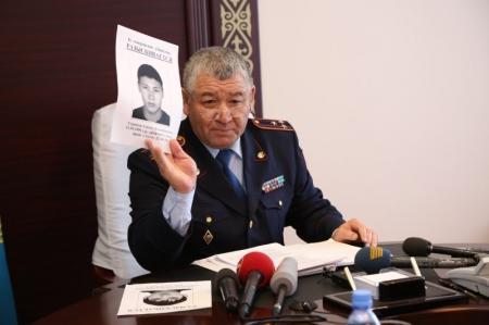 Амангельды Досаханов: Все подозреваемые в преступлениях с использованием огнестрельного оружия скоро будут задержаны