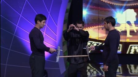 Йог из Мангистауской области поразил жюри  в шоу-проекте «Айма?тар аламаны»