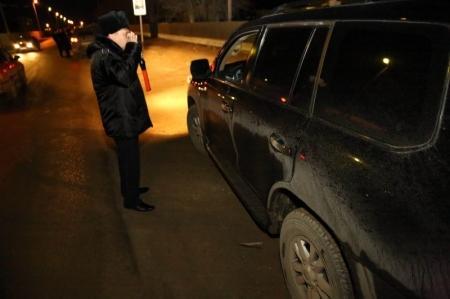 Дорожная полиция провела рейдовые мероприятия в Мунайлинском районе