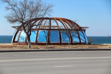 В Актау строят новое детское кафе