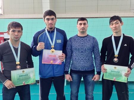 Актауский спортсмен завоевал золото на чемпионате Казахстана по Муай-тай