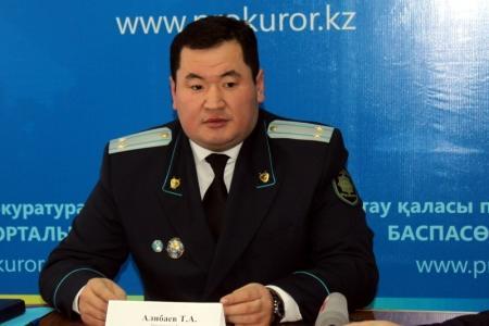 Талгат Алибаев: «Оперативная проверка в детском доме была  проведена на законных основаниях»