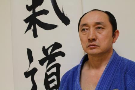 Сотрудник японского посольства провел мастер-класс в актауской школе айкидо