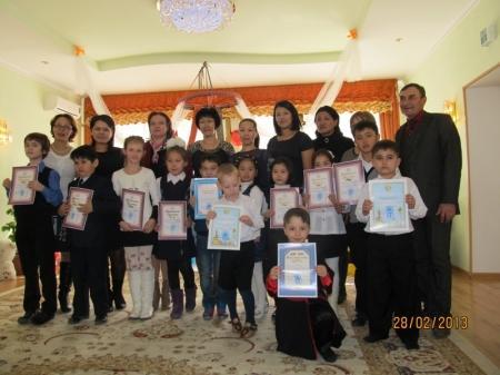 В Актау прошел конкурс детского рисунка, посвященный Международному дню гражданской обороны