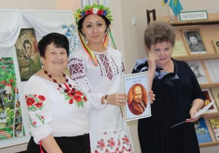В Мангистауском колледже туризма провели музыкально-литературный вечер памяти Тараса Шевченко