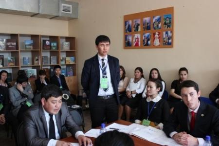 В городе Жанаозен прошел областной слет молодежи «Ауыл жастары - 2013»