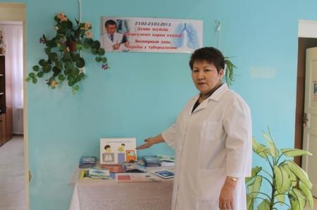 Амира Тулемисова: «В 2012 году в Актау вновь выявлено 7 случаев туберкулеза у подростков и 11 у детей»