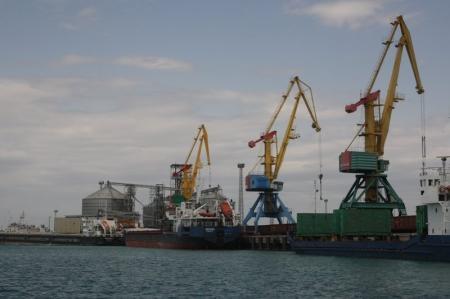 Порт Актау может быть отдан в управление иностранной компании