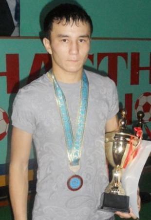 Мангистауский спортсмен Жанибек Ажибай стал серебряным призером международного турнира по боксу