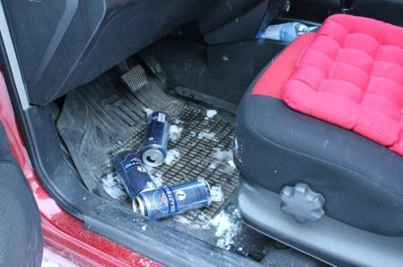 В Актау пик пьянства за рулем пришелся на 9 марта