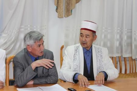 В Актау силовики вместе с представителями мечети обсудили проблемы экстремизма
