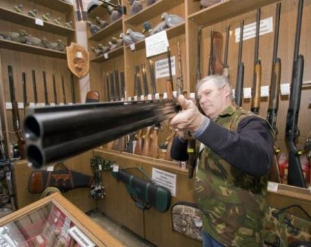 МВД обращается к владельцам гражданского оружия