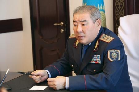 Генерал Жаманбаев: Подозреваемому в педофилии грозит до девяти лет тюрьмы