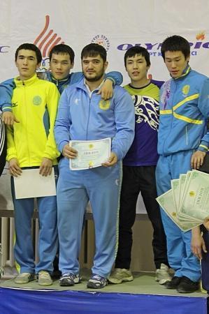 Сборная Мангистауской области по каратэ-до привезла домой 15 медалей