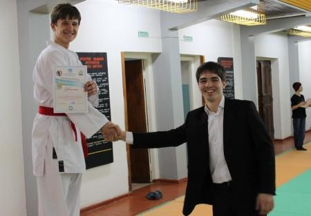 В Актау стартовал чемпионат Мангистауской области по каратэ-до