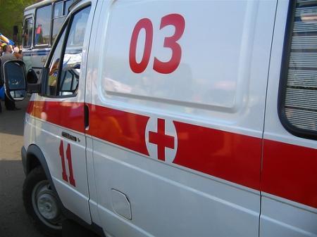 В Актау 20-летняя девушка получила серьезные  травмы в результате дорожной аварии