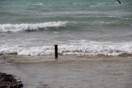 Есть проблема. Актауские пляжи